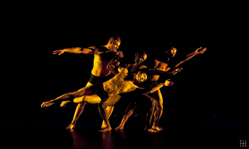 Шоу «Pilobolus – Shadowland: The New Adventure»
