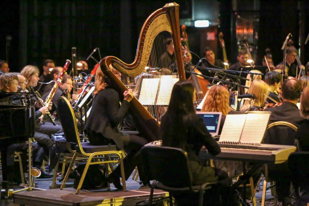 «Ла-Ла Ленд» с симфоническим оркестром