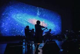Шоу «Классика в темноте»