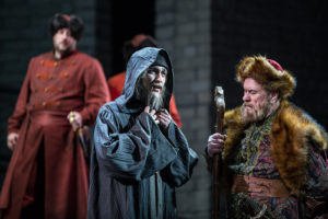Спектакль «Смута. 1609-1611 гг.»