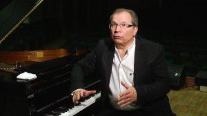 Юрий Розум концерт памяти великих современников