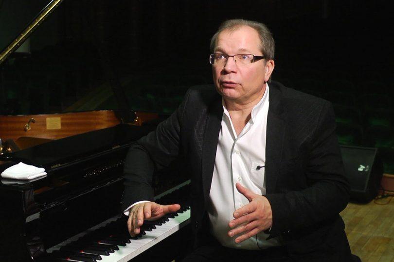 Концерт Юрия Розума