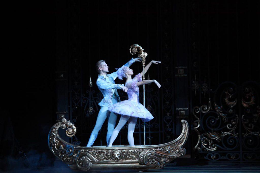 Балет «Спящая красавица» втеатре им. Н. И. Сац