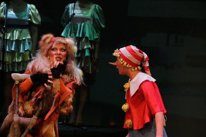 Мюзикл «Буратино»