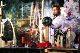 Новогодний фестиваль науки Winter Science Day