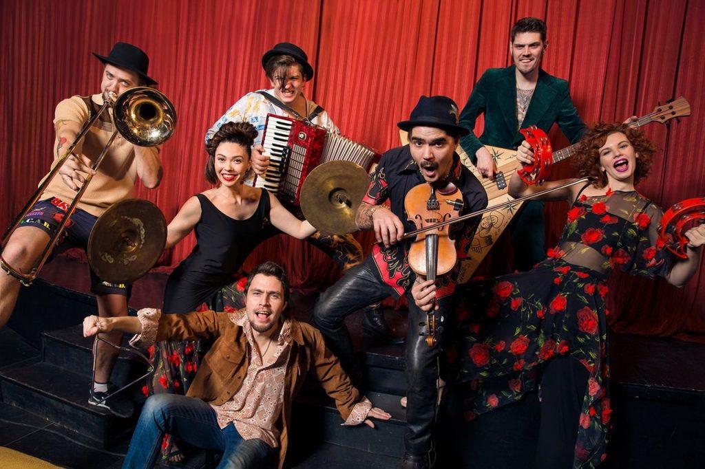 the hatters рок-группа