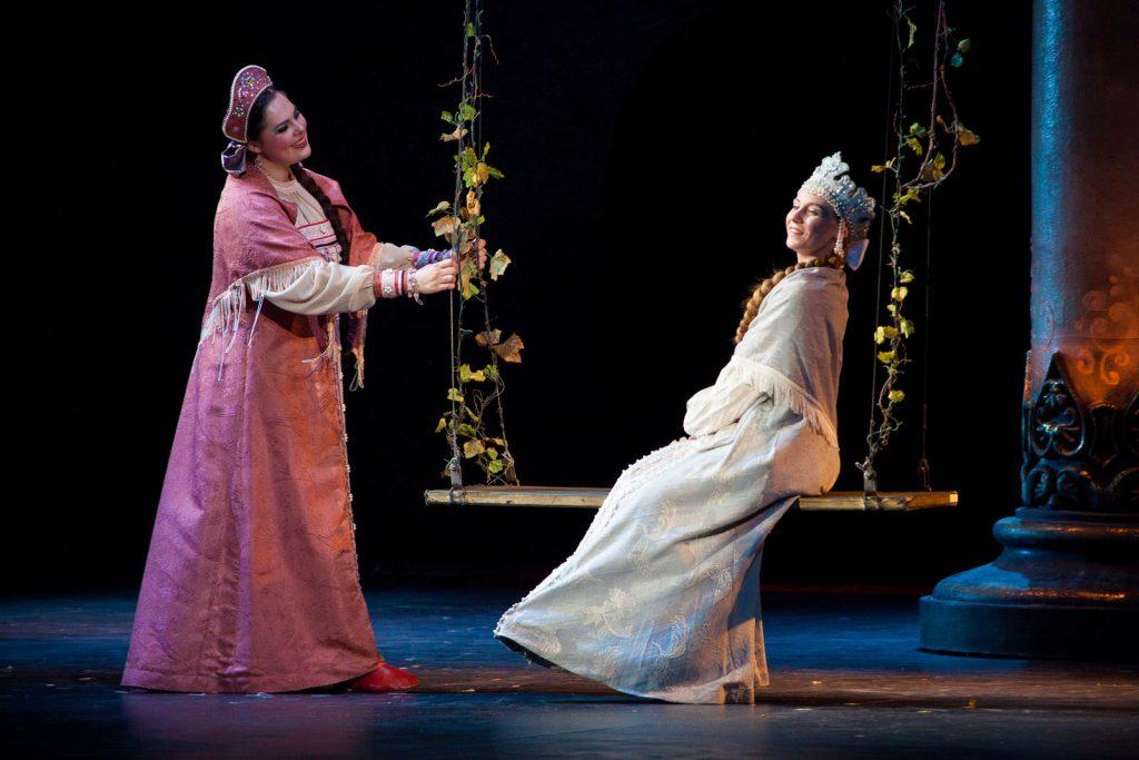 Опера «Царская невеста» в Большом театре