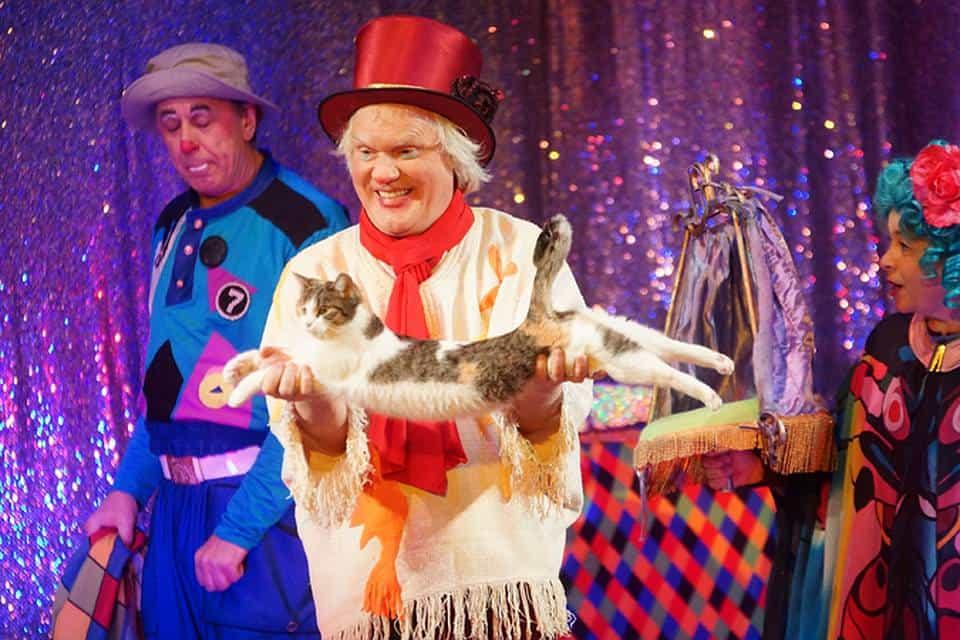 Куклачёв театр кошек