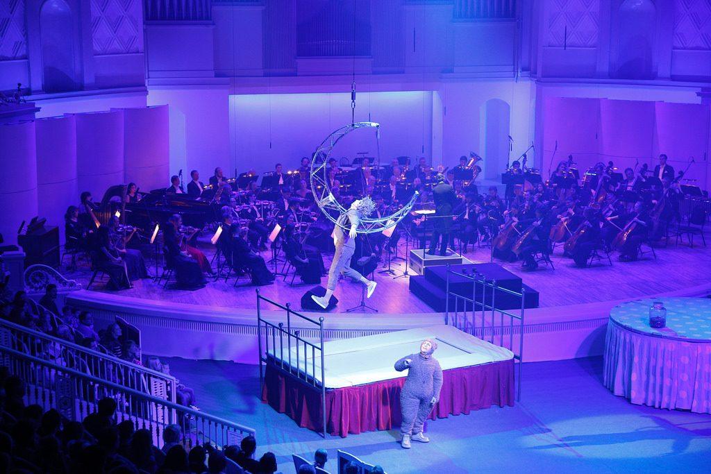 аттракцион для петрушки с оркестром филармония-2