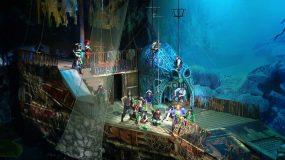 Шоу «Пираты и корабль-призрак»