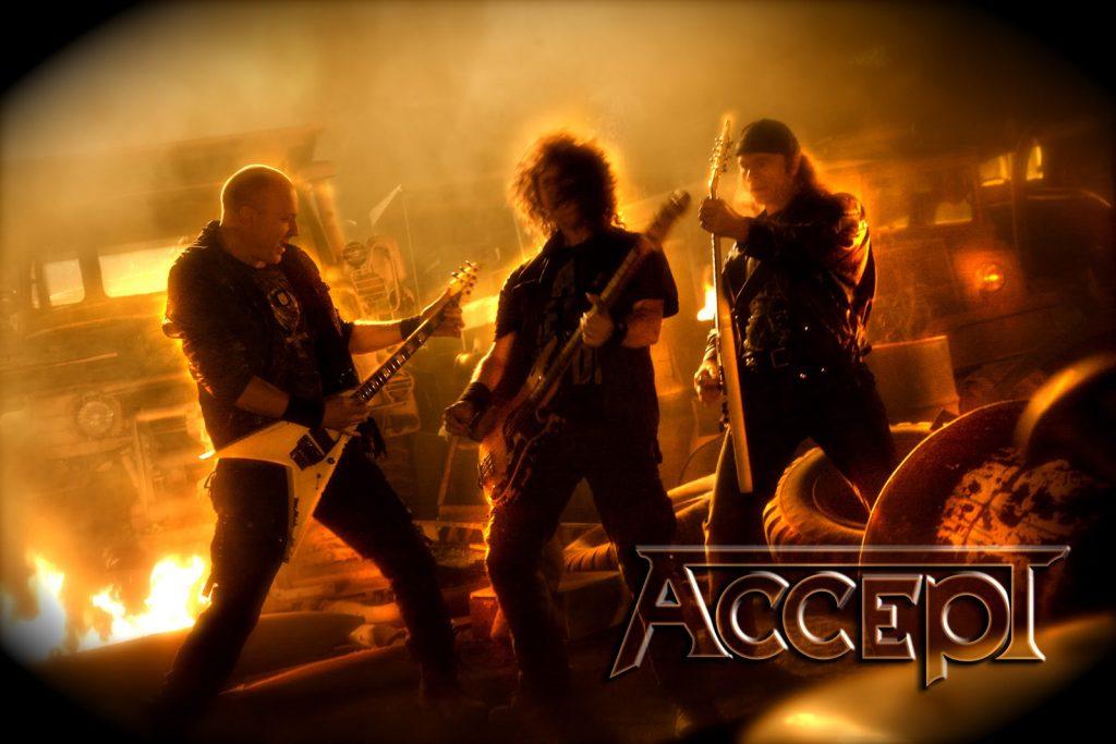 Концерт «Accept» с симфоническим оркестром