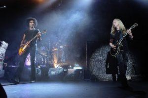 концерт Alice in Chains в москве