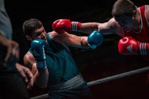 Матчевая встреча по боксу. Сборная России - Сборная Мира