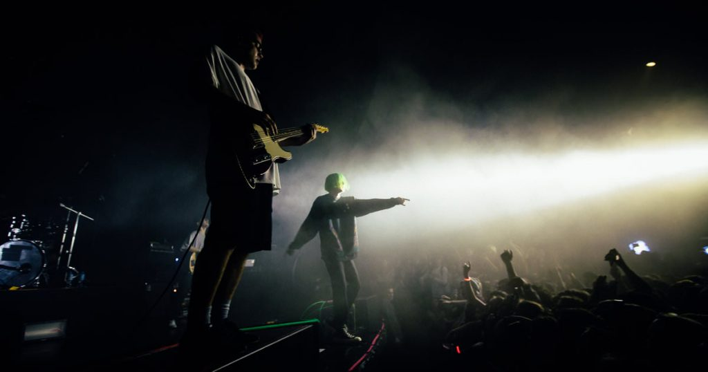 Концерт «Пошлая Молли» в Adrenaline Stadium