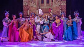 Новогоднее шоу «Волшебная лампа»