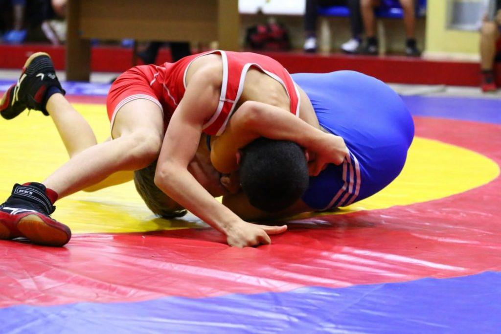 Международный турнир по борьбе в крылатском