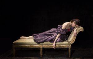 балет Дама с камелиями в Большом театре