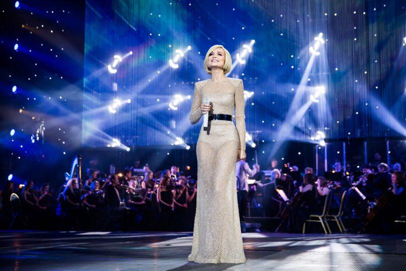 Концерт Полины Гагариной