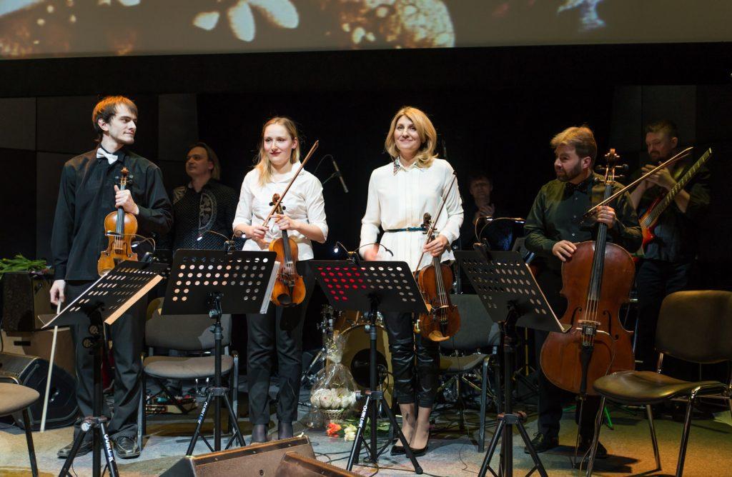 концерт Моцарт Драйв в ММДМ