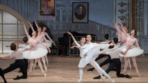 балет нуреев серебренникова