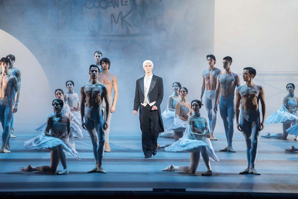 балет нуреев в Большом театре
