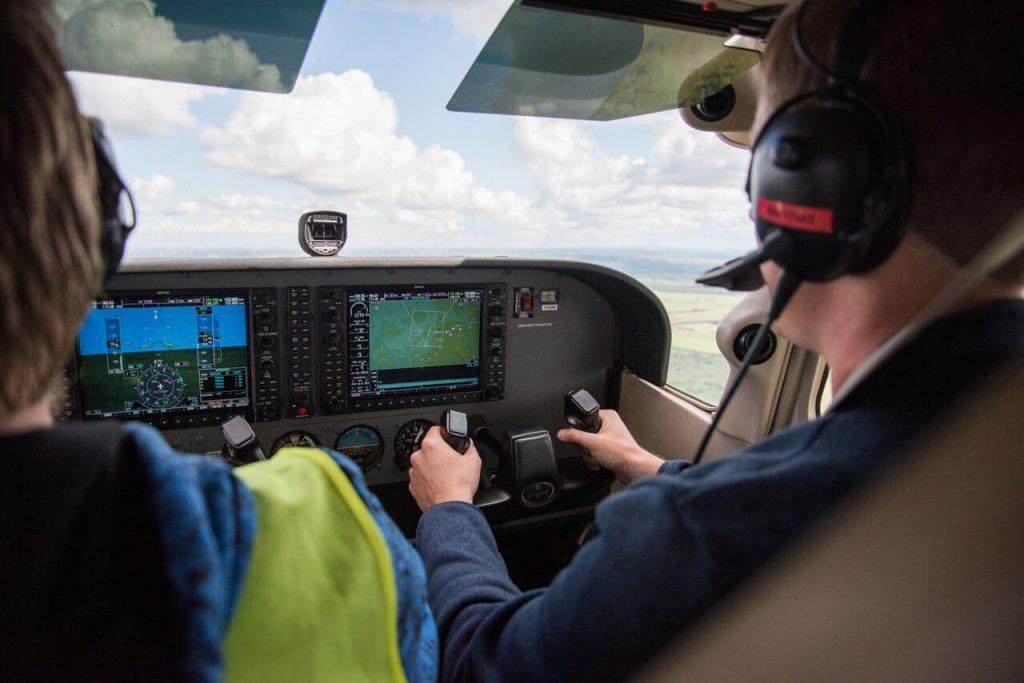 мастер-класс по пилотированию