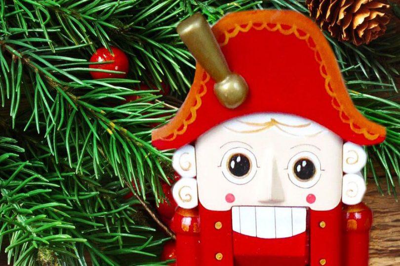 новогоднее представление щелкунчик