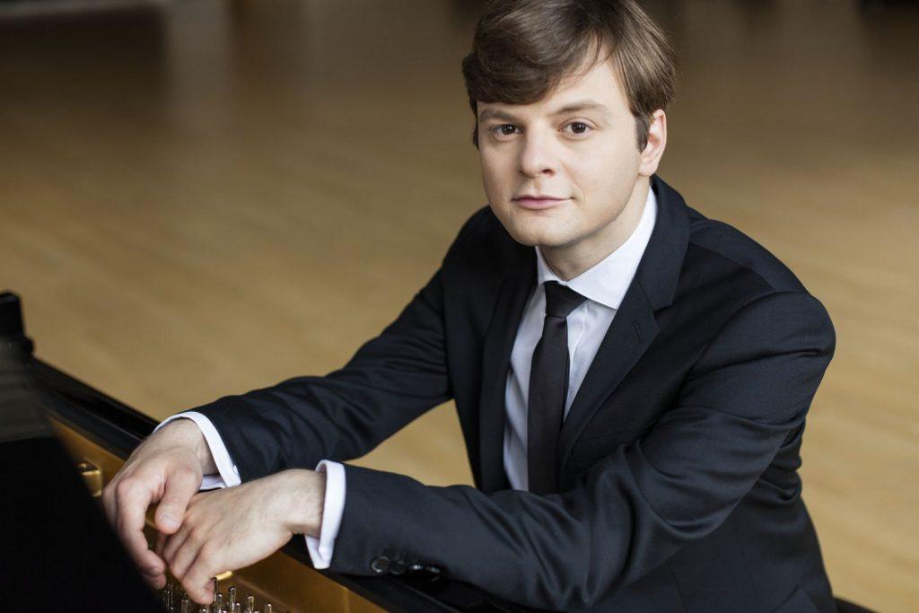 Концерт «Фредерик Шопен. Великие романтики» Георгий Чаидзе