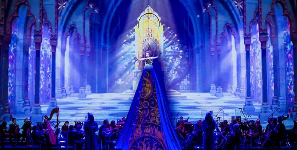 Шоу-ёлка «Рождественская сказка» Феодуловой
