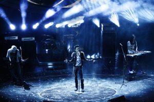 Концерт группы Tokio Hotel в Москве