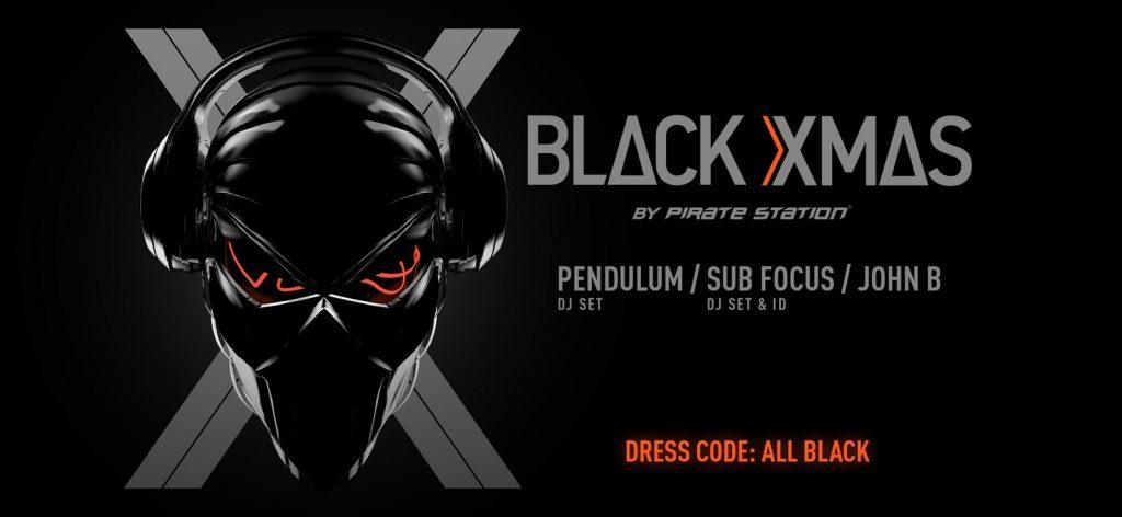 Black Xmas by Pirate Station