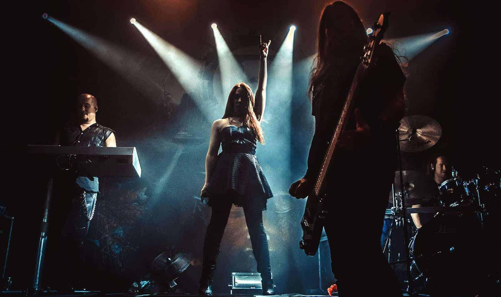 Концерт Epica в Москве