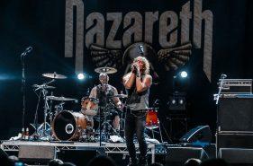 Концерт Nazareth