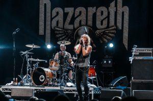 Концерт Nazareth 7 февраля 2019