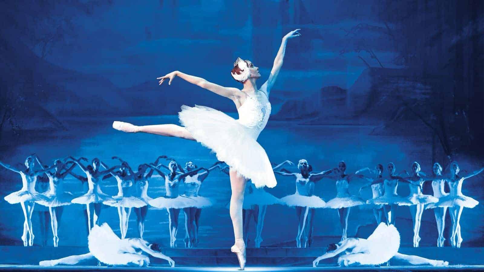 Иммерсивный балет Лебединое озеро. Мультивселенная в Москве