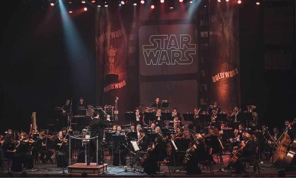 Концерт «Музыкальные хиты Голливуда»