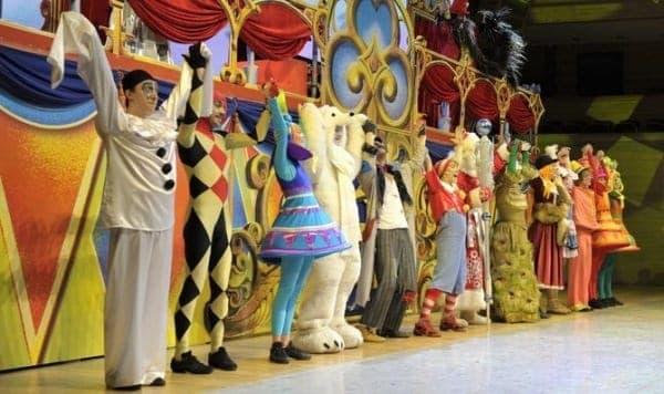 Мюзикл «Новогодние приключения Буратино» в ММДМ