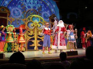 Мюзикл «Новогодние приключения Буратино» с 2 по 8 января