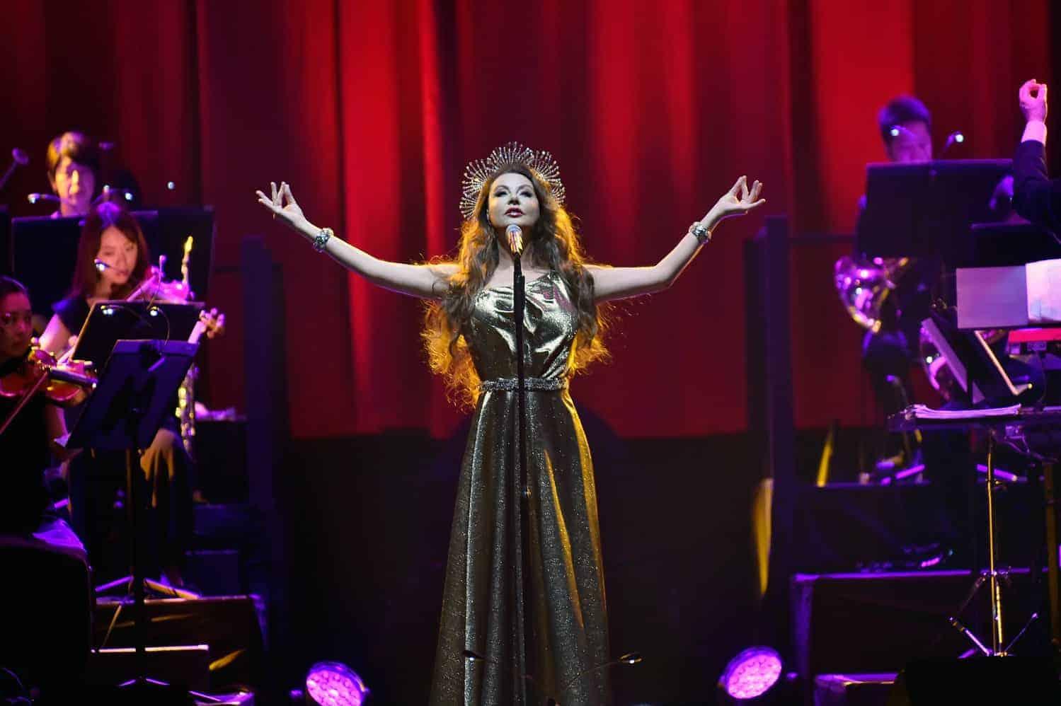 концерт в москве Sarah Brightman (Сара Брайтман)