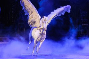 Цирковое шоу «Бурлеск!» в цирке Никулина