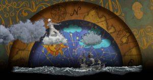 Голографическая сказка с П. Деревянко «Сказка о Царе Салтане»