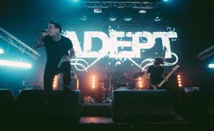 Концерт Adept в москве