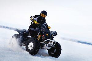 Катание на квадроцикле в Московской области «Арт-адреналин»