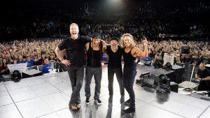концерт Metallica 2019 в москве