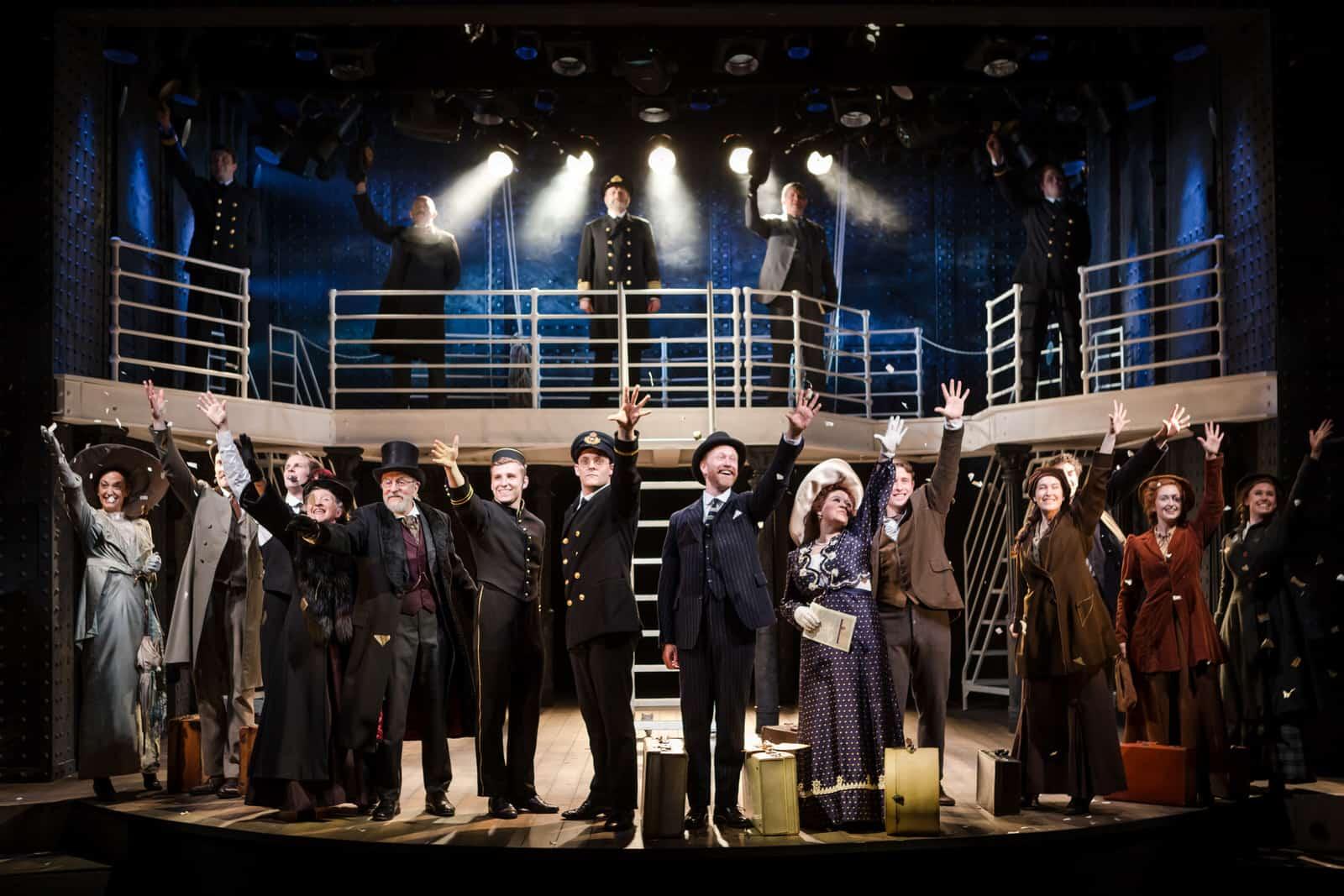 Мюзикл «Титаник» в Москве