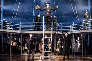 Мюзикл «Титаник» в Москве с 27 августа до 1 сентября