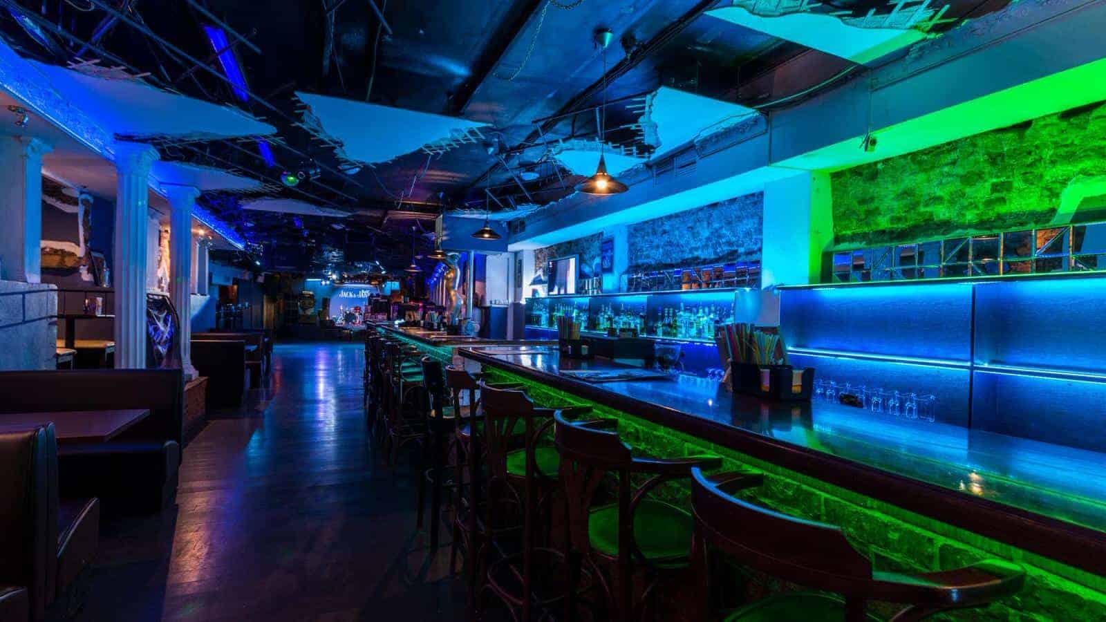 Московские бары