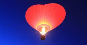 Полет навоздушном шаре отвоздухоплавательного клуба «Аэронавт Регион»