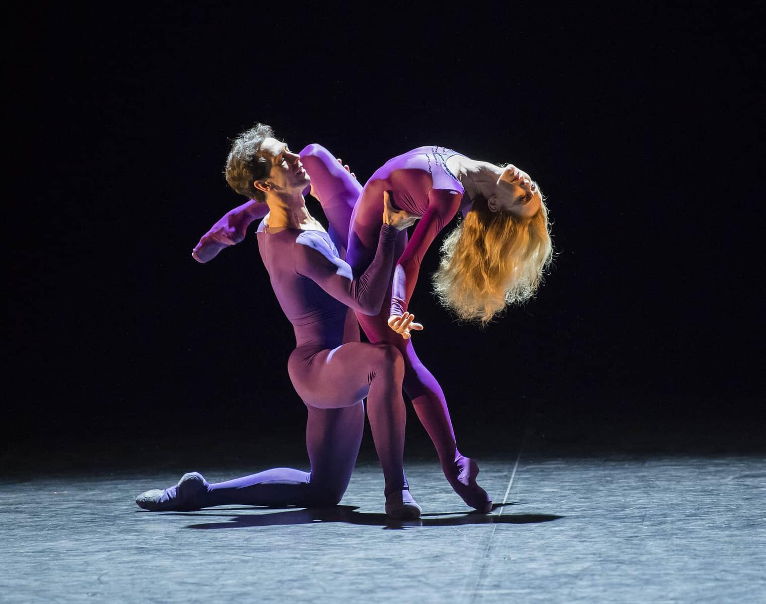 Спектакль SACREСергея Полунина в Москве