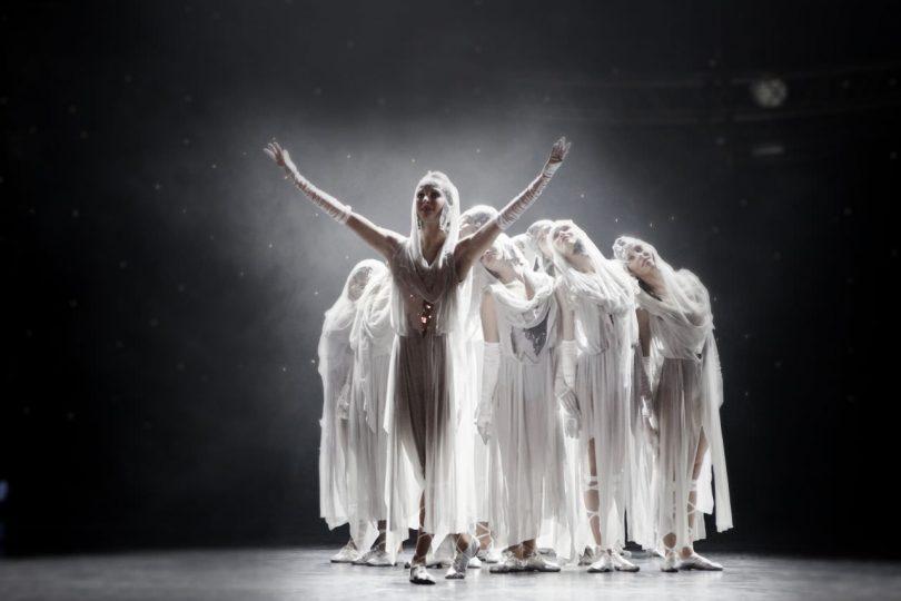 Спектакль «До встречи в Сказке»